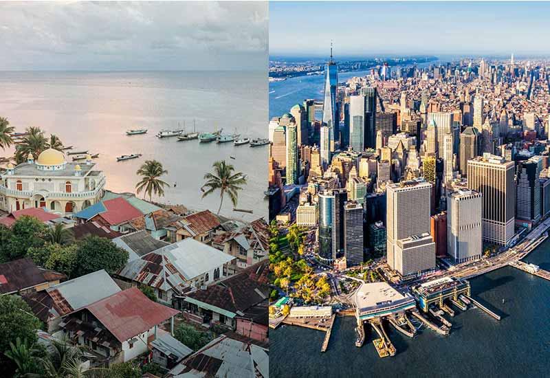sejarah pertukaran new york city pulau run maluku