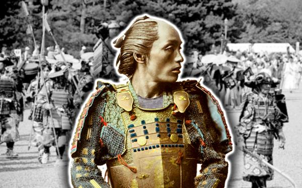 sejarah samurai jepun