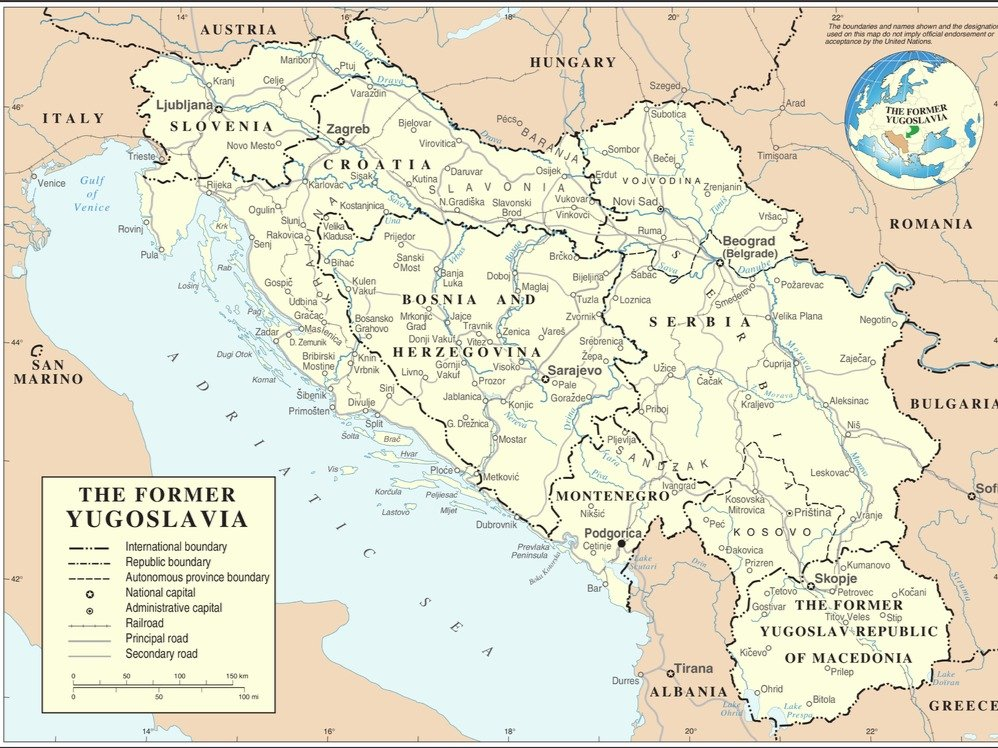 sejarah yugoslavia