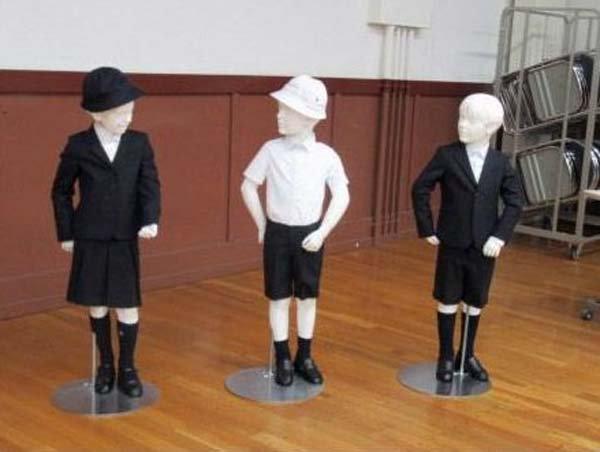sekolah jepun armani uniform mahal
