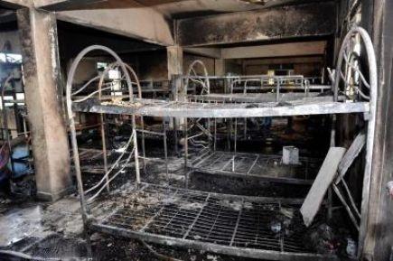 sekolah kuala ibai terbakar