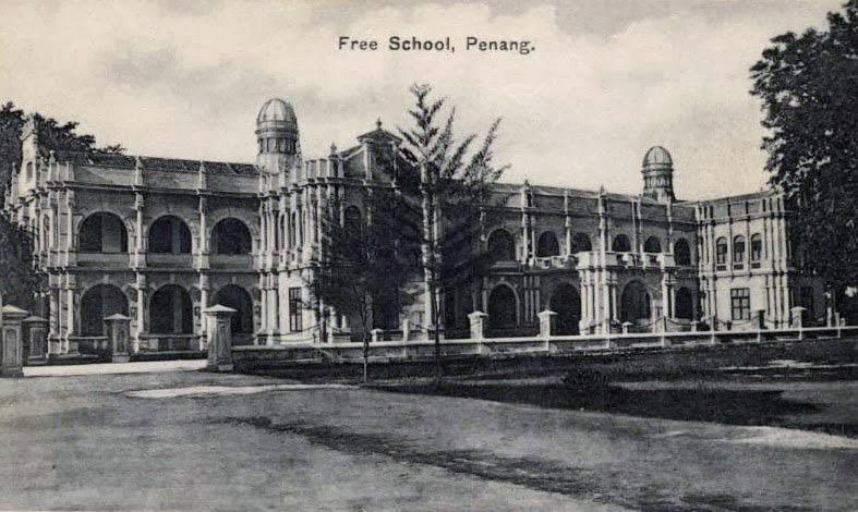 sekolah penang free school
