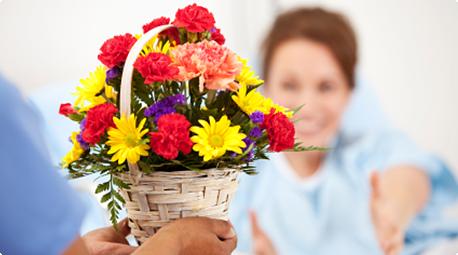 selain bagi bunga dan buah apa lagi yang anda boleh bagi apabila menziarahi pesakit di hospital