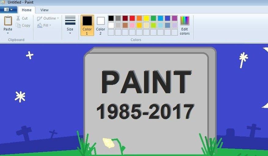 selamat tinggal microsoft paint akhirnya dihapuskan selepas 32 tahun 1