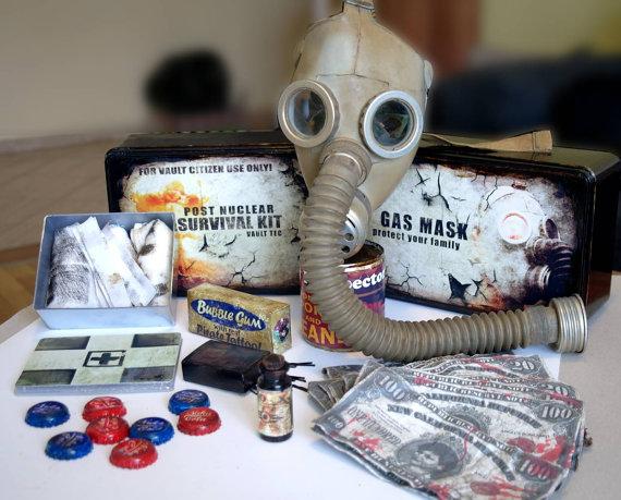 selamatkan diri dengan kit keselamatan nuklear 2