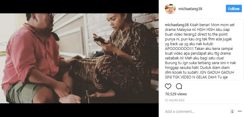 selepas afifah nasir buat sidang media michael ang muatnaik kenyataan dan video panas 2