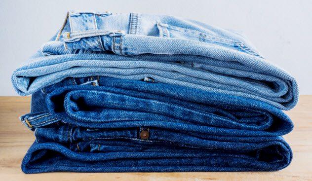 seluar jeans diharamkan