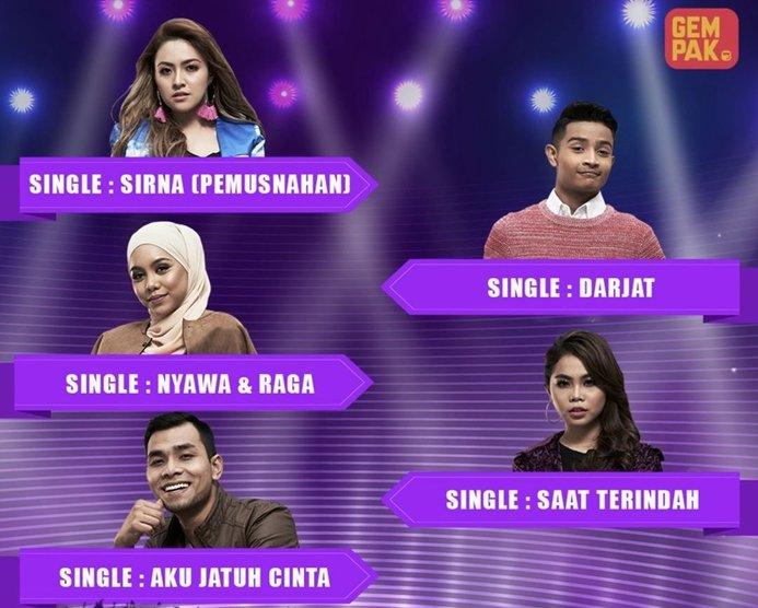 senarai lagu dan ramalan juara konsert akhir big stage 2
