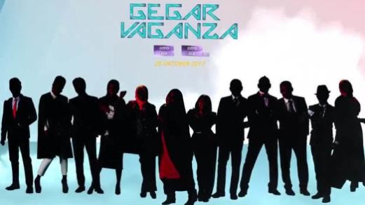 senarai peserta gegar vaganza 4