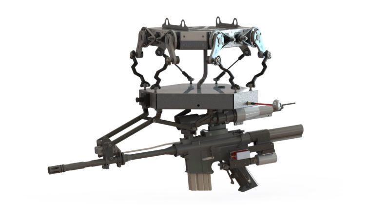 senjata drone