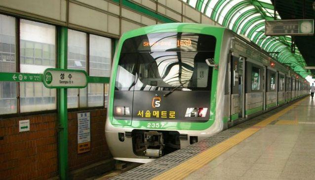 seoul subway sistem kereta api bawah tanah paling besar di dunia