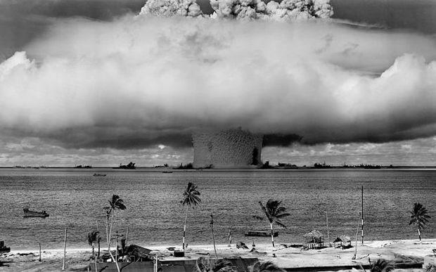 serangan bom atom