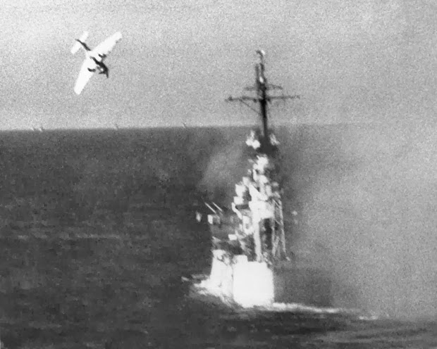serangan kamikaze pertama 1944