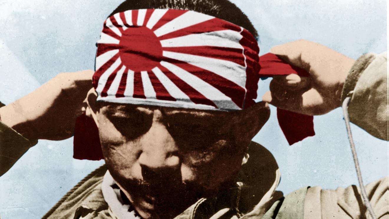 serangan kamikaze tentera jepun 54