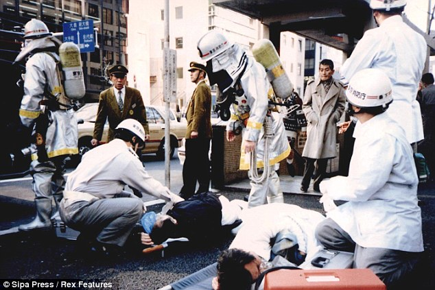 serangan sarin tokyo 1995