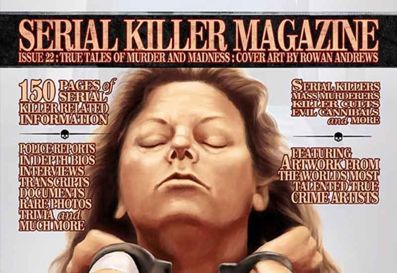 serial killer majalah aneh ganjil menakutkan