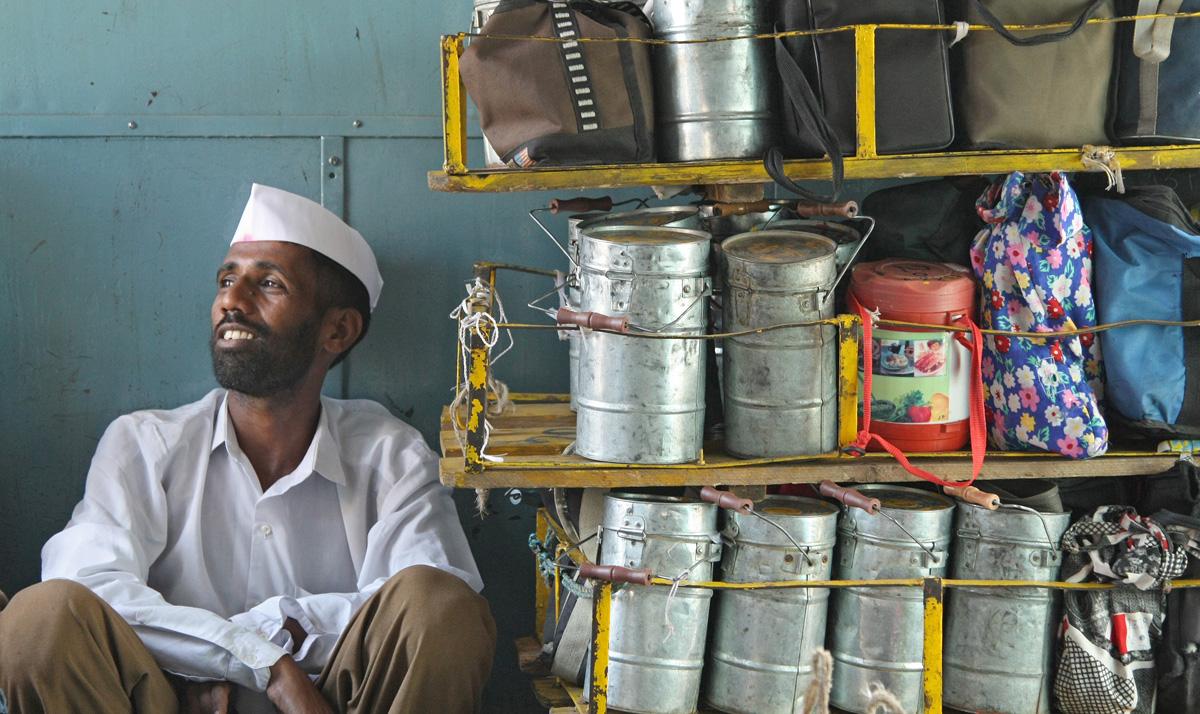 servis logistik dabbawala