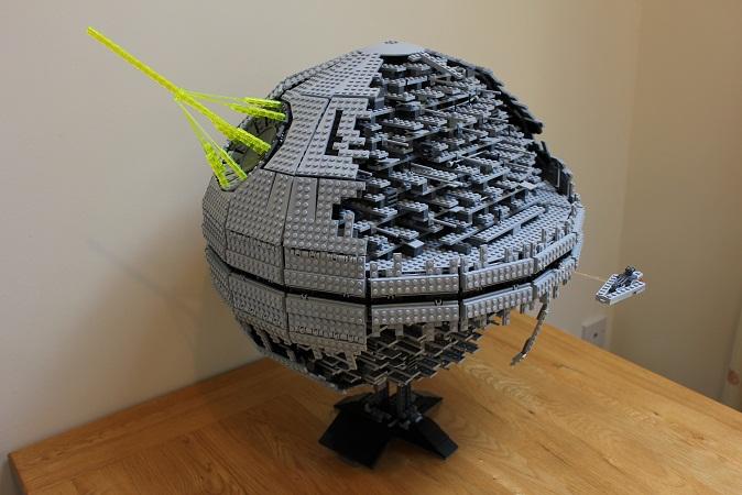 set lego death star ii