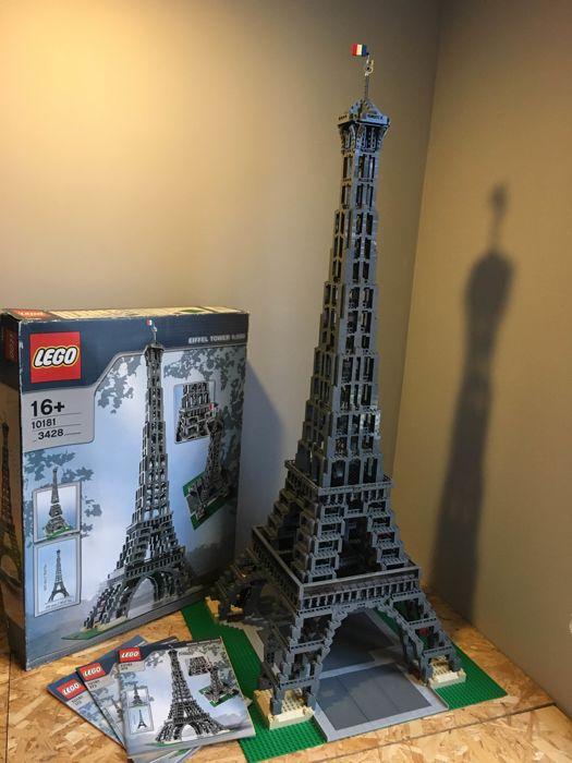 set lego eiffel tower