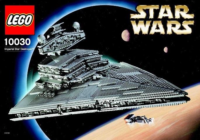 set lego imperial star destroyer