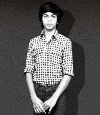 shah rukh khan semasa remaja