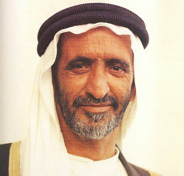 sheikh rasheed bin saeed al maktoum bapa pemodenan dubai