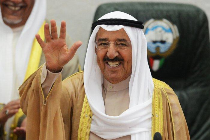 sheikh sabah al ahmad al jaber al sabah pemimpin paling tua di dunia
