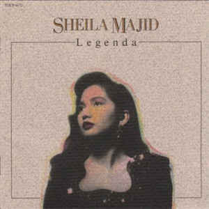 sheila majid legenda iluminasi album 10 album