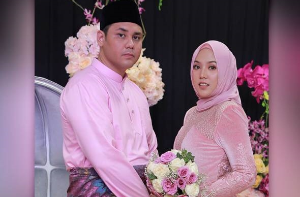 shila amzah umum tarikh nikah 1