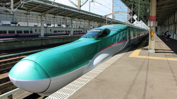shinkansen bullet train kereta api jepun