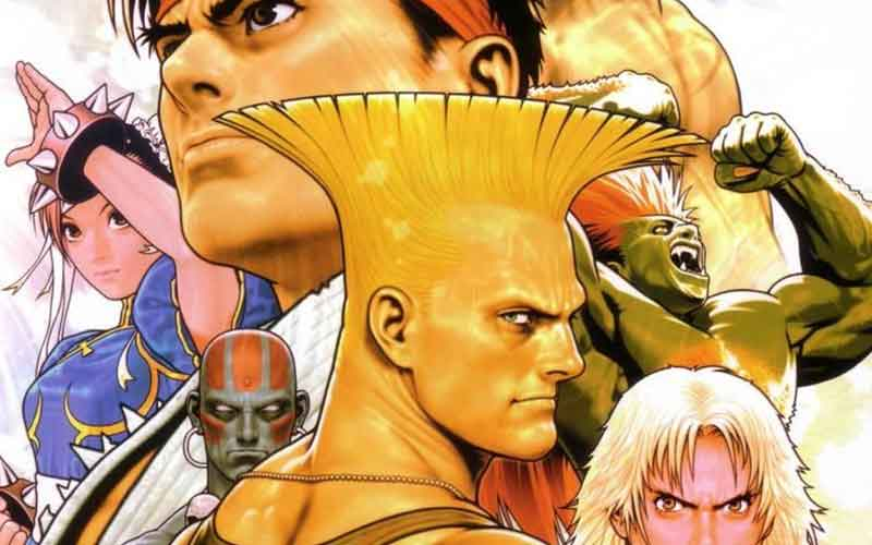 shinkiro poster street fighter