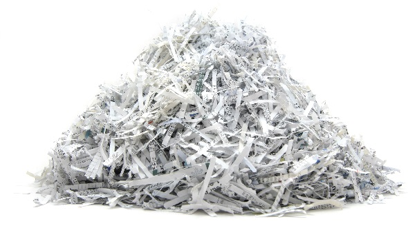 shredding potong halus al quran untuk pelupusan