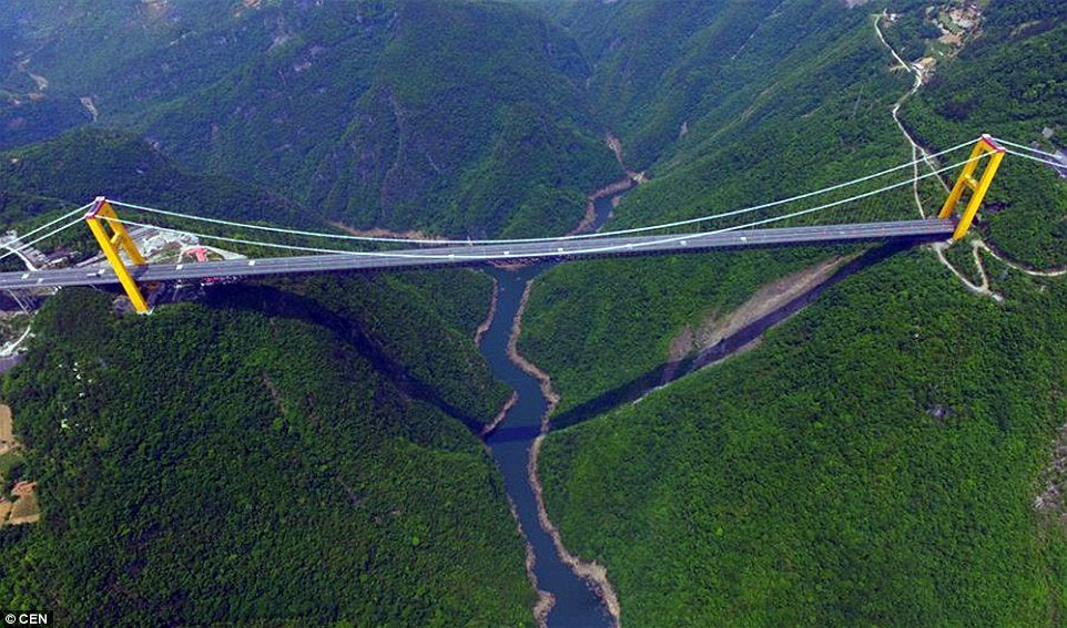 sidu river bridge
