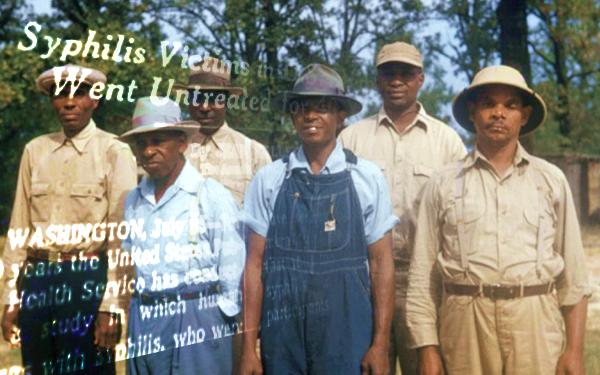sifilis tuskegee study kaji tuskegee study