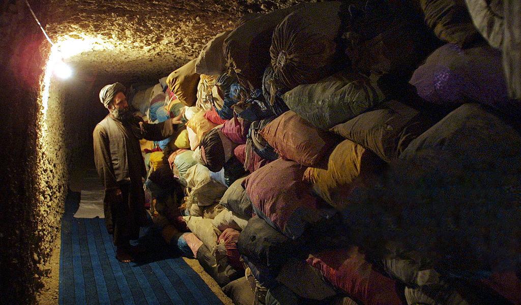 simpan al quran lama dalam gua di pakistan 772