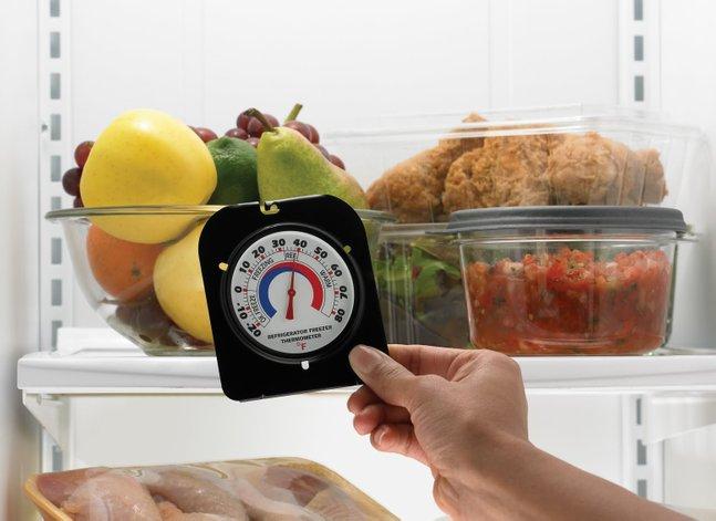 simpan makanan pada suhu yang selamat
