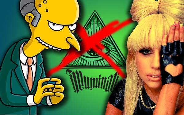 simpson illuminati adalah tidak benar hoax