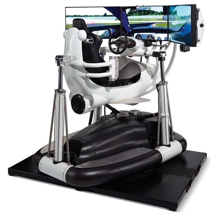 simulator pemanduan paling realistik
