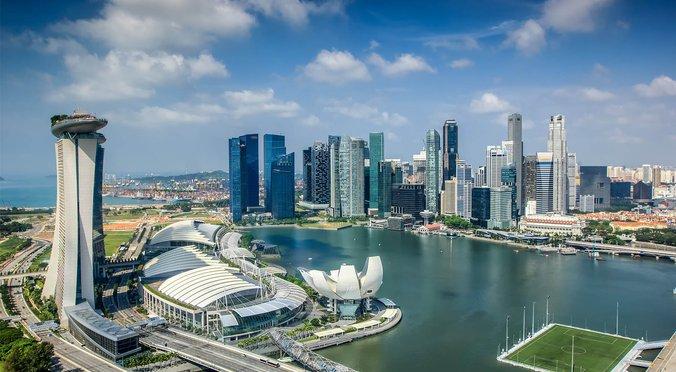 singapura bandar paling bersih di dunia