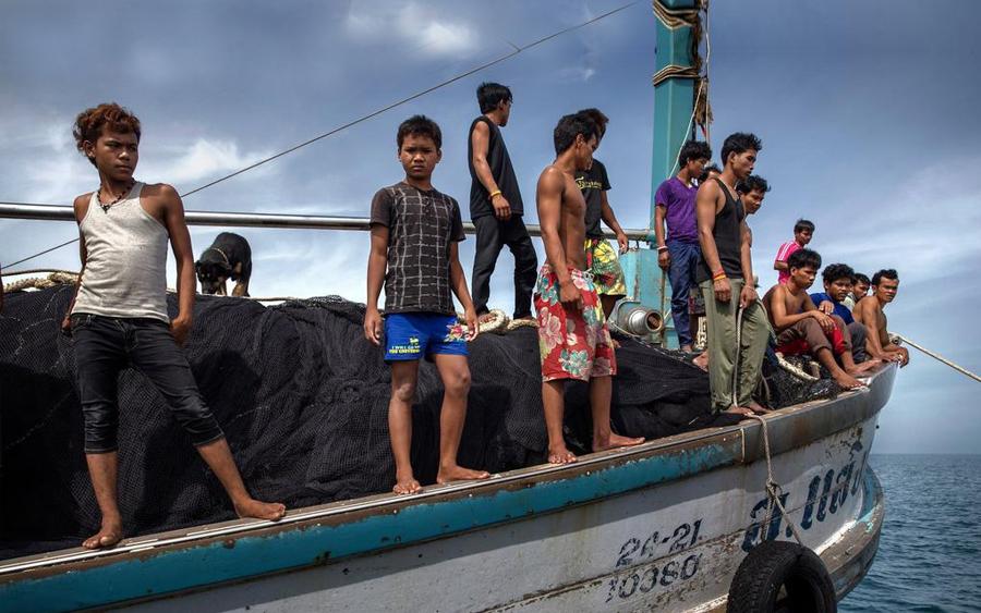 sisi gelap industri perikanan perhambaan hamba thailand