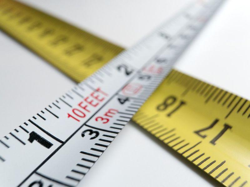sistem metrik di pembaris 748