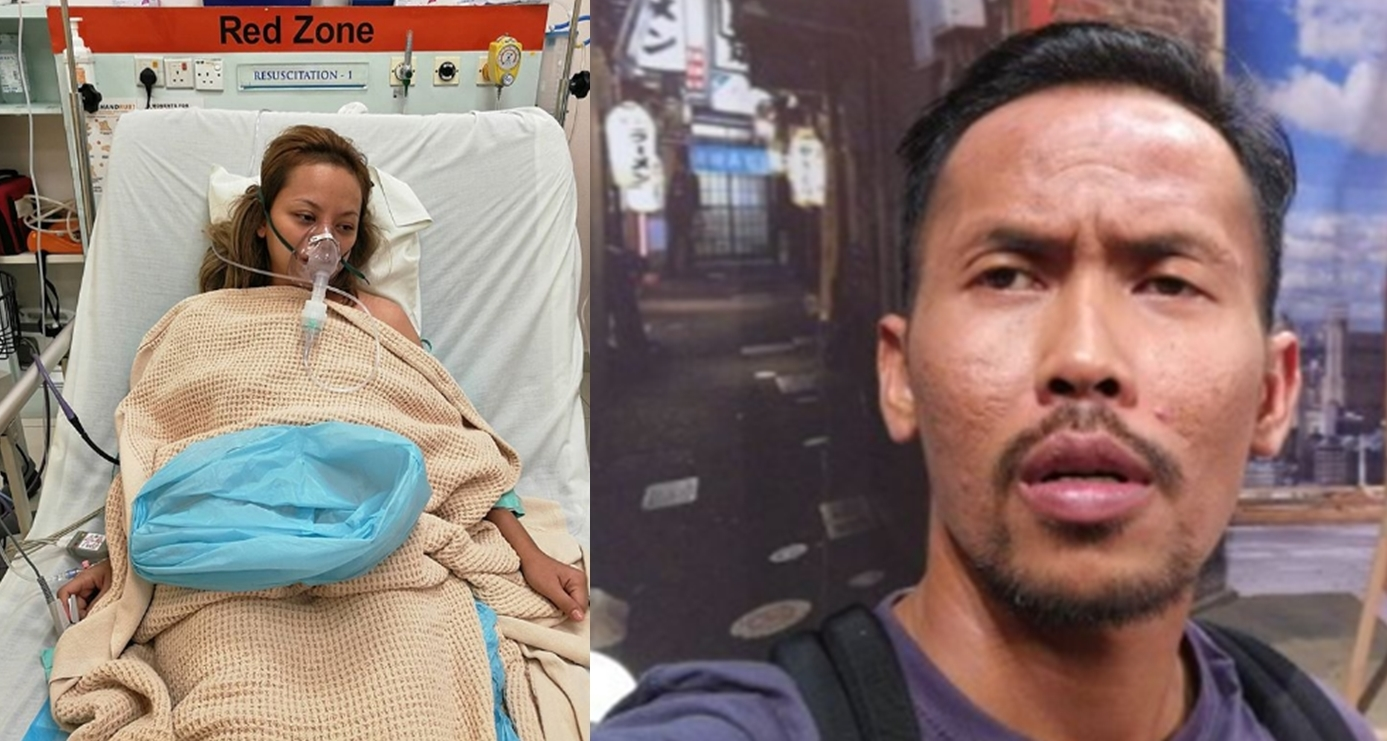siti sarah dikejarkan ke hospital