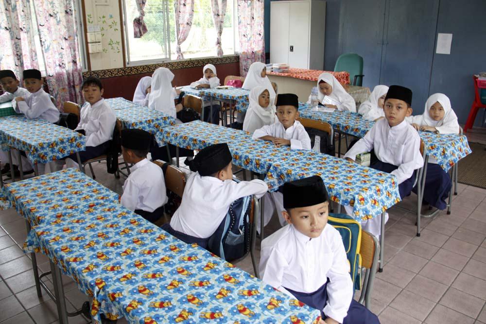 situasi kebiasaan dalam kelas di malaysia