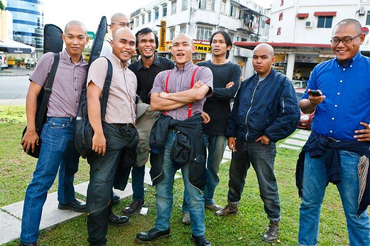 skinhead malaysia