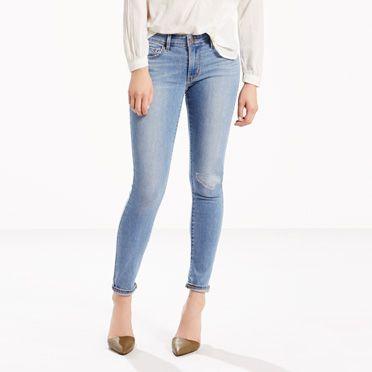 skinny jeans membataskan pergerakan dan sukar berjalan secara natural