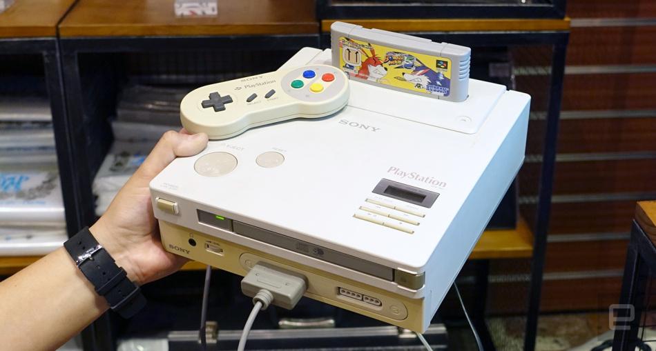 snes playstation sejarah konsol sony nintendo