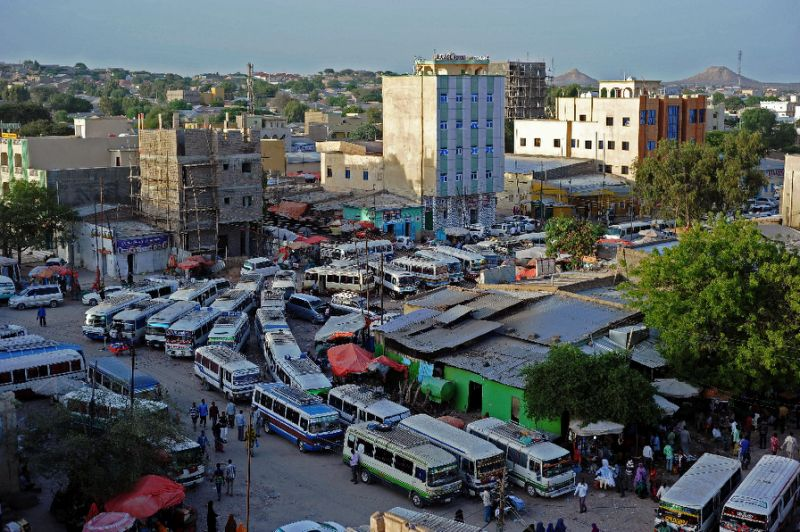 somalia antara negara sukar untuk dilawati