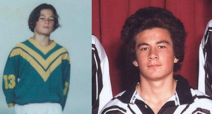 sonny bill williams ketika muda remaja