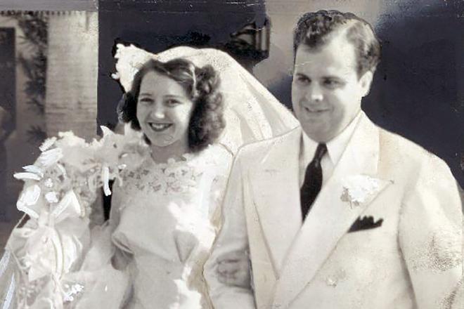sonny capone ketika perkahwinannya