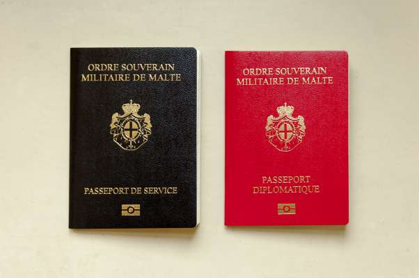 sovereign military order of malta pasport paling eksklusif unik rare